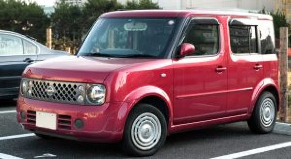 Most Ugly Cars in The World Nissan Cube