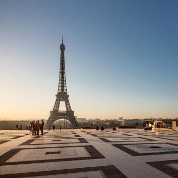 Booking.com(ブッキングドットコム)パリ