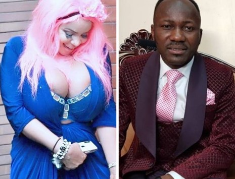 Image result for cossy orjiakor and johnson suleman