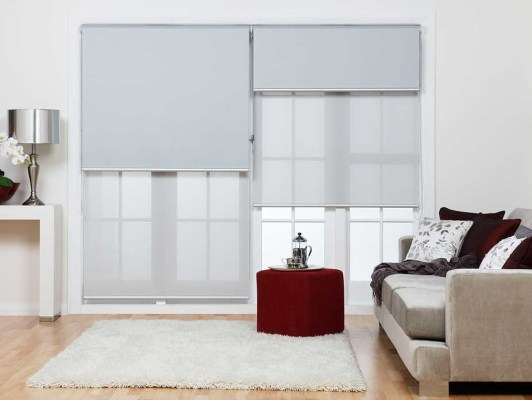 Advantages of Double Roller Blind