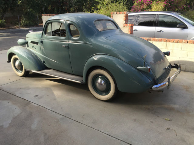 1938 Chevy Coupe For Sale On Craigslist >> 1939 Plymouth Business Coupe