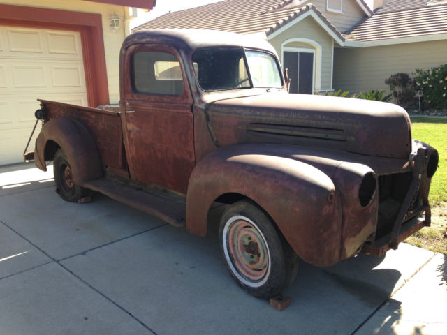 1946 Ford Truck For Sale Photos Technical Specifications