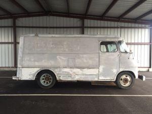 1963 Chevrolet P30 Step Van for sale: photos, technical