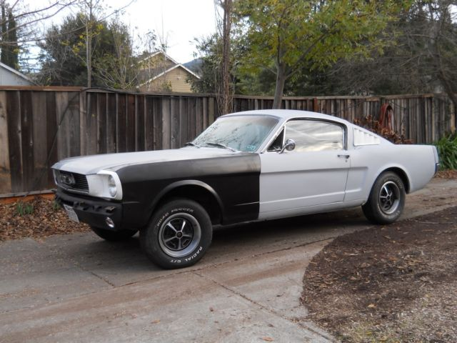 Within {{ yearlabel }} to. 1966 Ford Mustang Fastback Roller Originally A 289 4 Speed Car For Sale Photos Technical Specifications Description