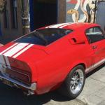 1967 Ford Mustang Fastback Gt500 Super Snake Tribute For Sale Photos Technical Specifications Description