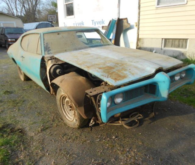 Restore Or Parts Car Gto Tribute Car In Maryland