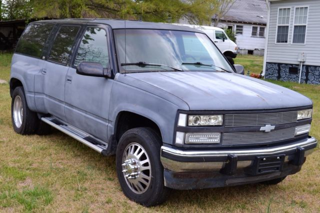 4x4 4 Ton Chevey 1993 3