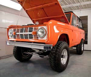 6677 Early Ford Bronco for sale: photos, technical