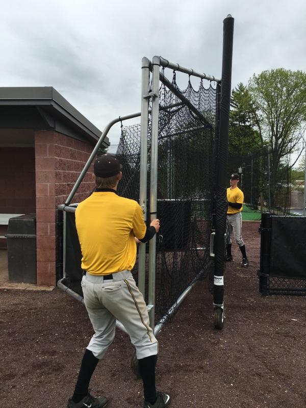 millersville cage 3