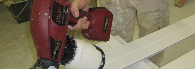 Titan ProTouch Handheld Cordless Airless Sprayer Review (2011)