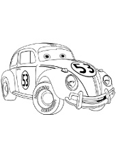 Beetle cars character