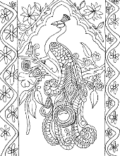 Coloring for free