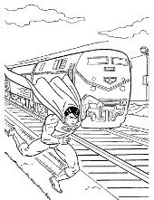 Faster than train