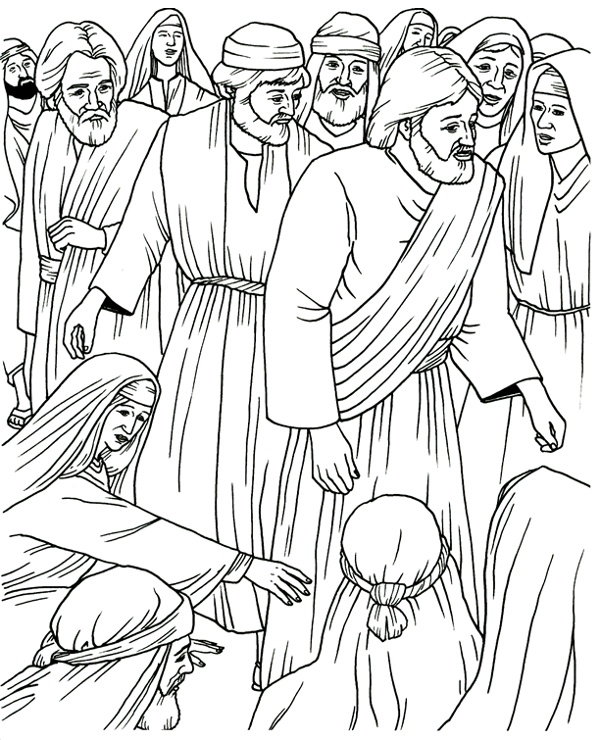 Coloring pages form bible