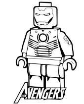 Lego Coloring Pages Topcoloringpages Net