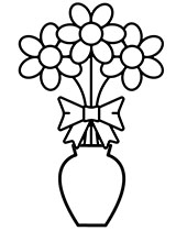 Flowers Coloring Pages Sheets Topcoloringpages Net