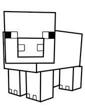 Minecraft Coloring Pages Pictures Topcoloringpages Net