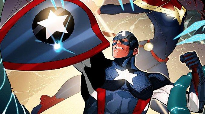 5 meilleurs costumes de Captain America costume heil hydra