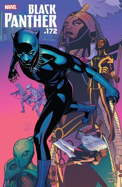 Black Panther 172 couverture