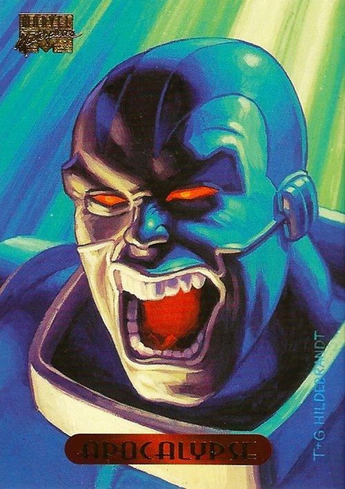 Marvel Masterpieces 1994 Apocalypse