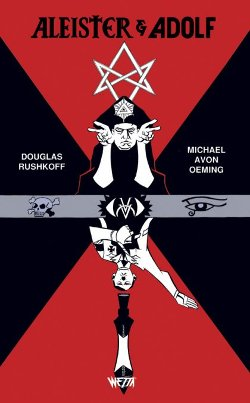 Aleister et Adolf couverture
