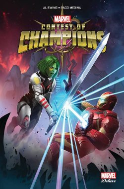 Contest of Champions 2015