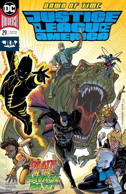 Justice League of America 29