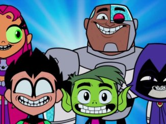 La promo plein d'humour de Teen Titans Go To The Movies