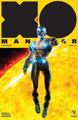 X-O Manowar 14