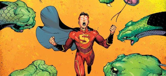 Récit complet Justice League n°7 New Superman