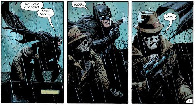La suite de Watchmen vaut-elle le cour ? critique de Doomsday Clock 1 à 4
