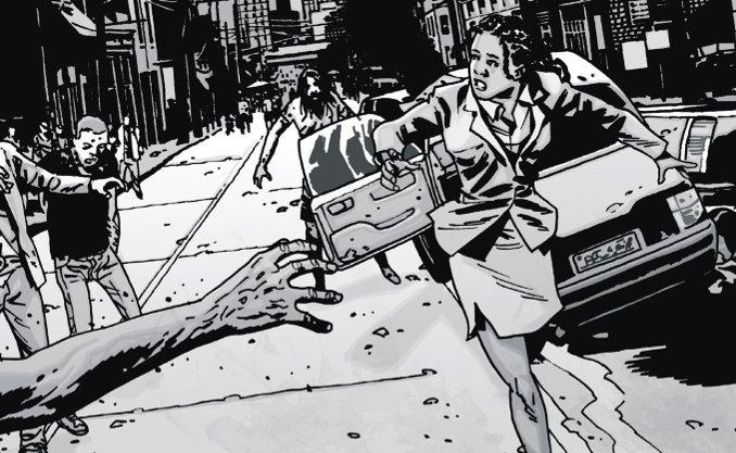 Walking Dead Negan