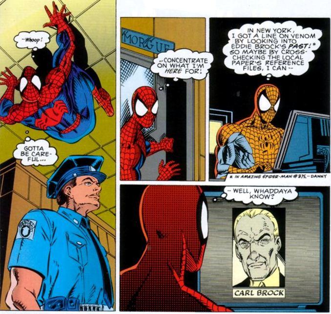 Venom face à 5 symbiotes dans Lethal Protector !