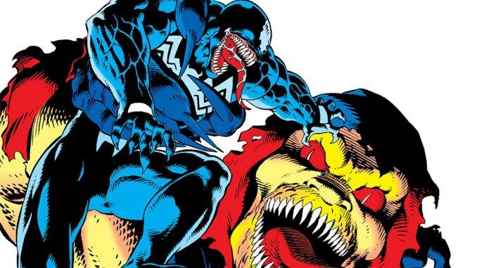 Venom dans sa mini-série la plus pourrie ! [Venom : Enemy Within]