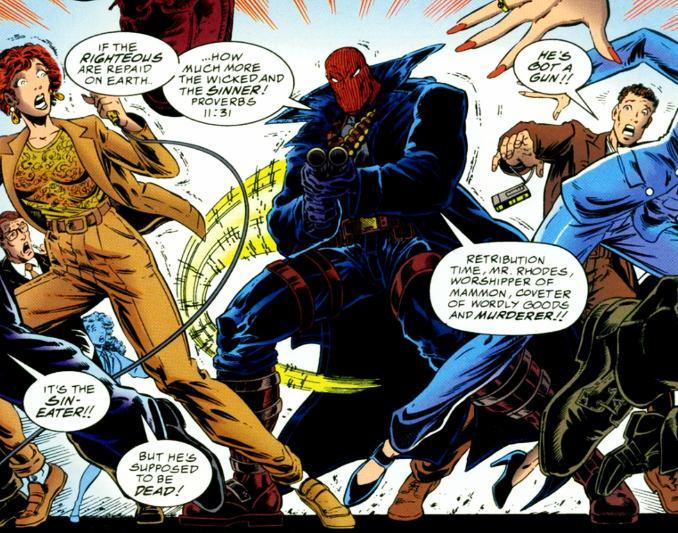 La première apparition de Miss Venom (Venom : Sinner Takes All)