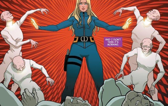 Mockingbird : la série gentillette de Chelsea Cain qui a fait polémique [critique]