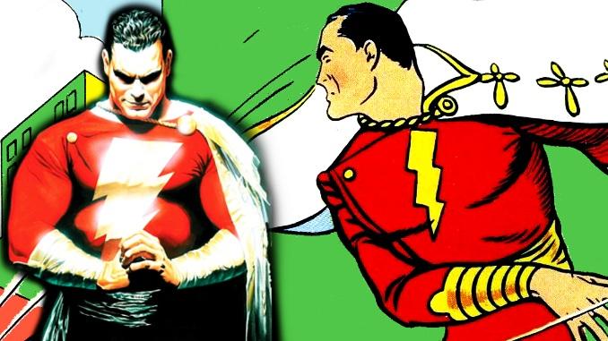 création de Captain Marvel et de Fawcett Publications