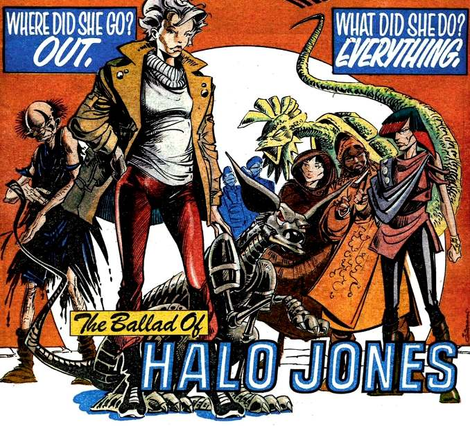 ballade halo jones alan moore