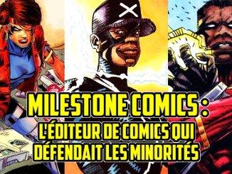 Milestone Comics