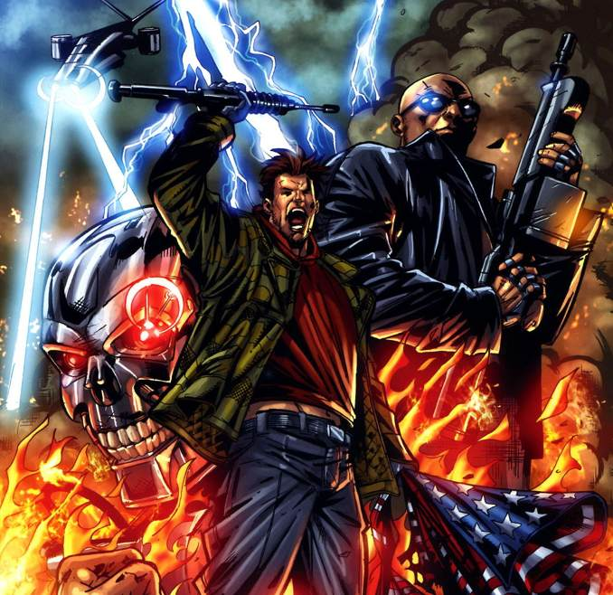 comics terminator 2 infinity