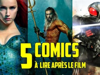 guide aquaman comics a lire