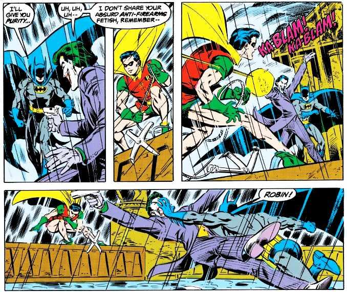 dick grayson robin titans devient Nightwing