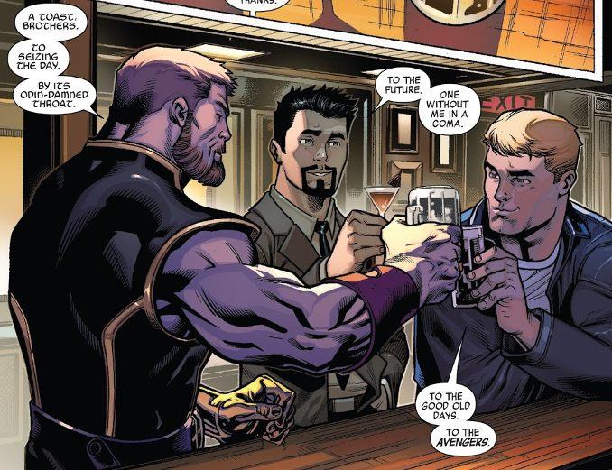 Avengers (2018) 1