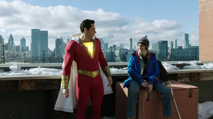 shazam billy batson