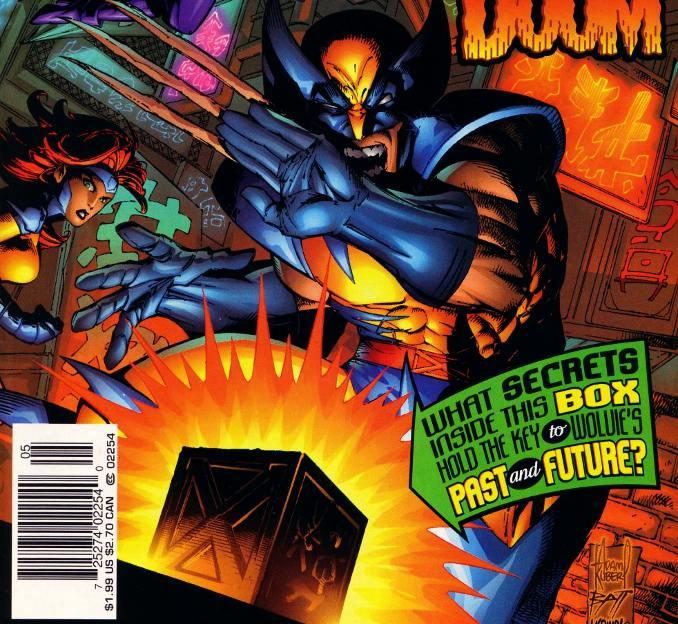 boite Wolverine Logan