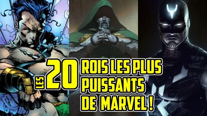 rois Marvel