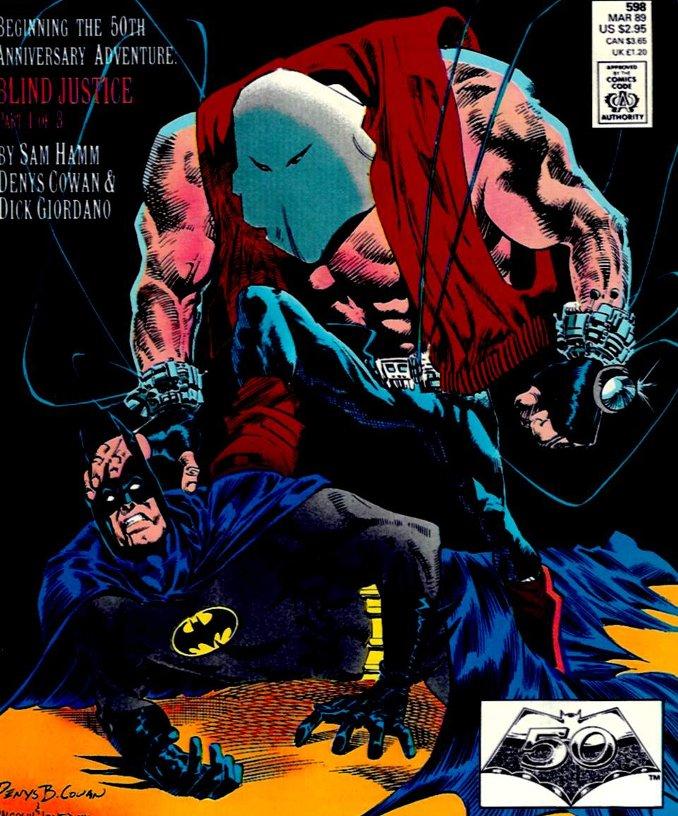 Batman Blind Justice