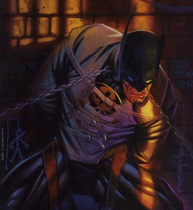 Batman Last Arkham