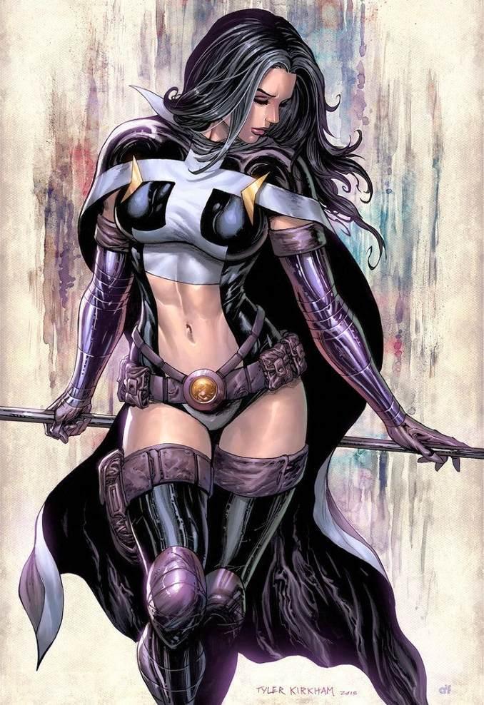 huntress sexy