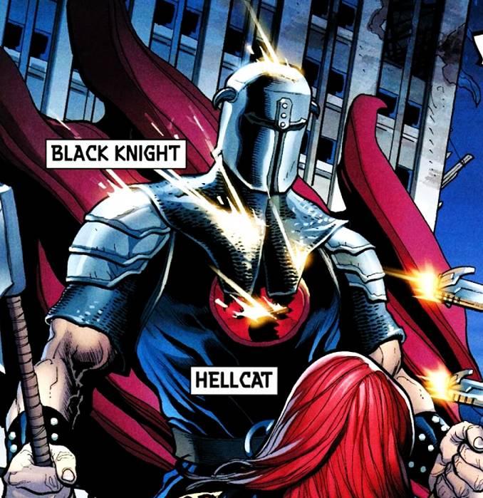 Black Knight Ultimate alex